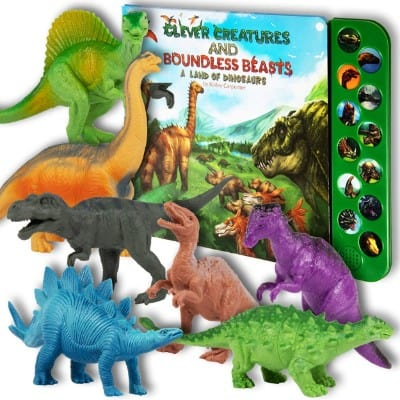 Li'l Gen Dinosaur Toys for Boys and Girls