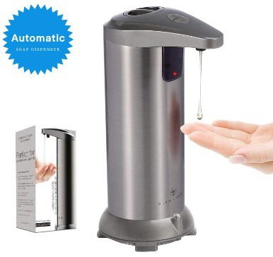 Glamfields Soap Dispenser 3.0 Touchless Automatic Soap Dispenser
