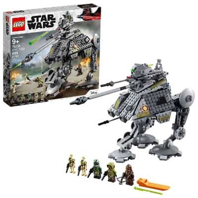 LEGO Star Wars- Revenge of The Sith at-AP Walker 75234 Building Kit