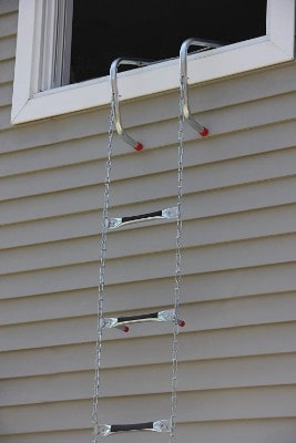 Saf-Escape 2 Story 15' Portable Escape Ladder