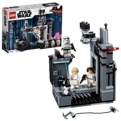 LEGO Star Wars- A New Hope Death Star Escape 75229 Building Kit