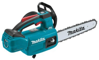 Makita XCU06Z 18V, Tool Only LXT Lithium-Ion Brushless Cordless 10 Top Handle Chain Saw