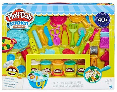 Play-Doh Kitchen Creations Ultimate Chef Set
