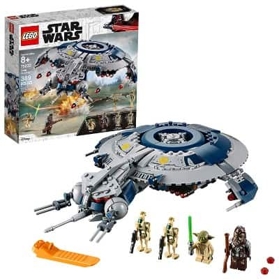 LEGO Star Wars- The Revenge of The Sith Droid Gunship 75233 Building Kit