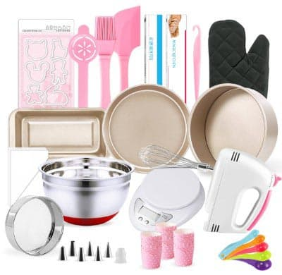 MCK Complete Cake Baking Set Bakery Tools