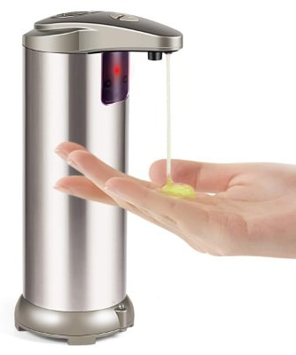 Cakie Soap Dispenser, Touchless Automatic Soap Dispenser