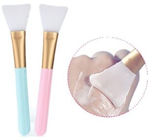 2 PCS Silicone Face Mask Brush