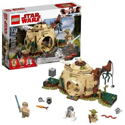 LEGO Star Wars- The Empire Strikes Back Yoda's Hut 75208 Building Kit