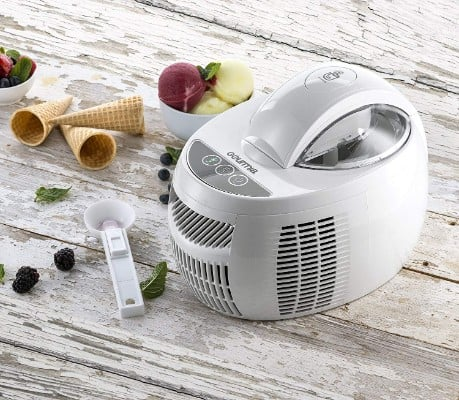 Gourmia GSI480 Automatic Ice Cream Maker