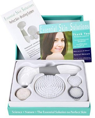 Face Brush - Exfoliation & Cleansing System