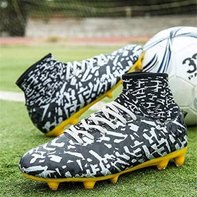 Leader Show Women's Performance Soccer Shoe Outdoor Athletic Football Cleats