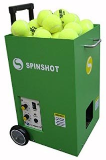 Spinshot Lite Tennis Training Machine