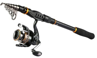 Goture Fishing Rod and Reel Combos