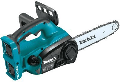 Makita XCU02PTX1 Lithium-Ion Cordless Chain Saw Kit