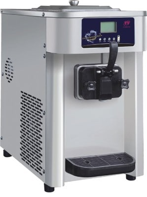 MegaLane Commercial Soft Ice Cream Machine