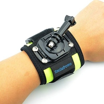 SmilePowo 360 Degree Rotatable ARM Wrist Strap