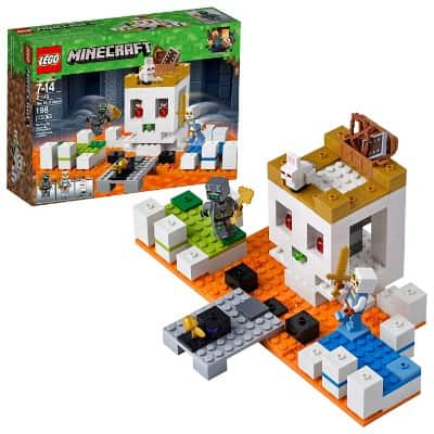 LEGO Minecraft The Skull Arena 21145 Building Kit