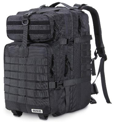 Lifewit 40L Military Tactical Backpack Molle Bug Out Bag