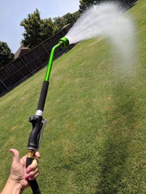 GREEN MOUNT Watering Wand, 24 Inch Sprayer Wand with Superior Stainless Head