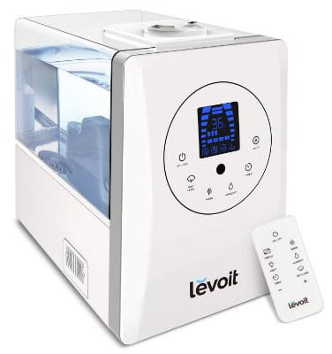 LEVOIT Humidifiers for Large Room, 6L Warm and Cool Mist Ultrasonic