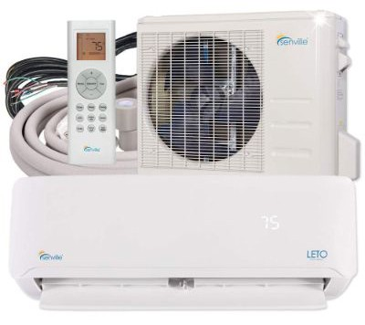 Senville SENL-18CD Mini Split Air Conditioner Heat Pump