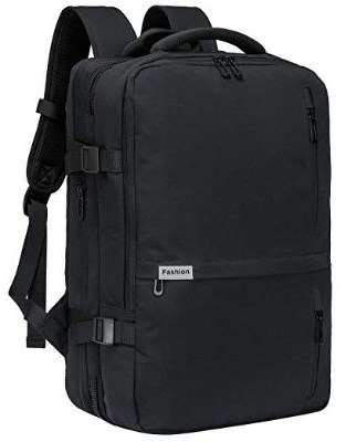 Travel Laptop Backpack 35L Flight Approved Carry On Weekender Bag Backpack