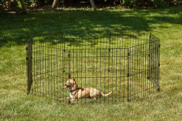 IRIS Wire Pet Pen