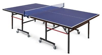 Goplus Foldable Table Tennis Table Ping Pong Table Net Set