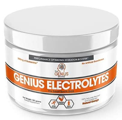 Genius Electrolyte Powder – Natural Hydration Booster | Endurance Supplement
