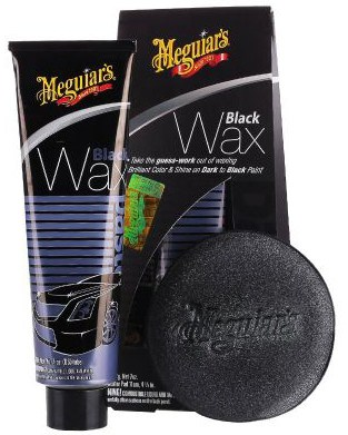 Meguiar's Black Car Wax Deep Reflections : Gloss – G6207, 7 oz