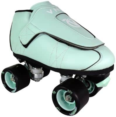 VNLA Mint Jam Skates | Quad Roller Skates from Vanilla - Indoor Speed Skates