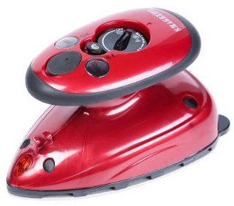 SMAGREHO Mini Travel Steam Iron with Dual Voltage