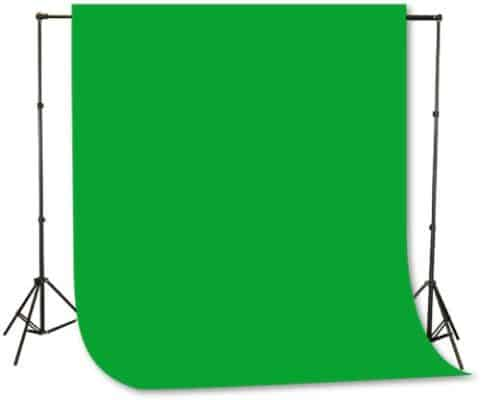 Chromakey Green Screen Kit Lighting Kit 400 Watt