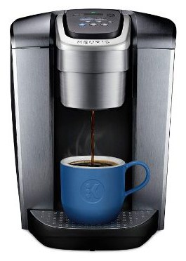 Keurig K-Elite Single Serve K-Cup Pod Maker with Strength and Temperature Control