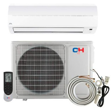 COOPER AND HUNTER Alice 12,000 BTU 230V Mini Split Ductless Air Conditioner Heat Pump