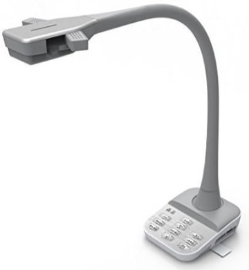 Educational Visualizer Gooseneck Document Camera 30fps 1080P HDMI VGA and USB