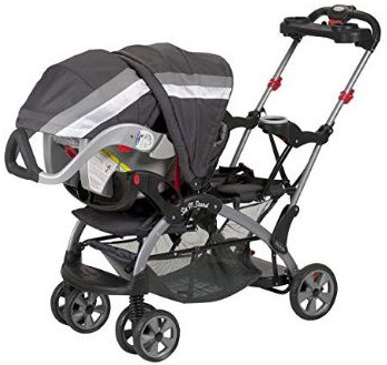 Baby Trend Sit and Stand Ultra Stroller