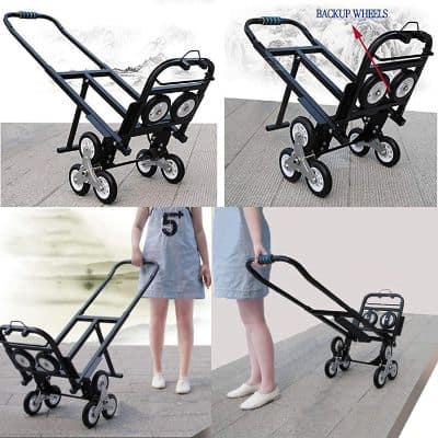 Superland Stair Climbing Cart Portable