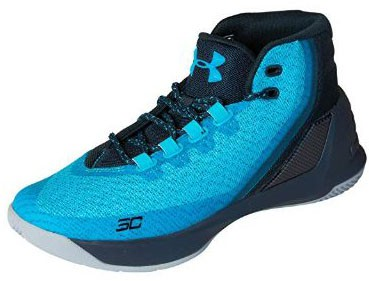 Under Armour Kids Mens UA GS Curry 3ZERO Basketball