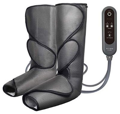 FIT KING Leg Air Massager for Circulation and Relaxation Foot and Calf Massage