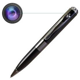 Hidden Camera,PORTOCAM POT21 FHD 1080P Spy Pen Camera Recorder