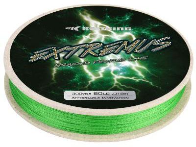 KastKing Extremus Braided Fishing Line