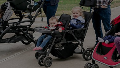 Best Sit and Stand Strollers