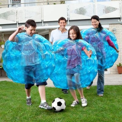 Theefun Sumo Bumper Balls, Inflatable Body Bubble Ball