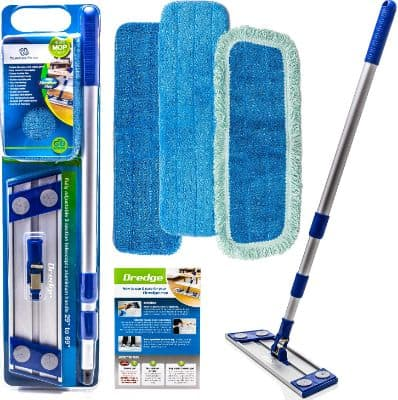 Professional Microfiber mop for Hardwood Tile Laminate