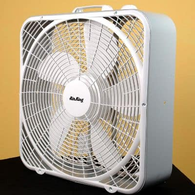 Air King 9723 20-Inch 3-Speed Box Fan