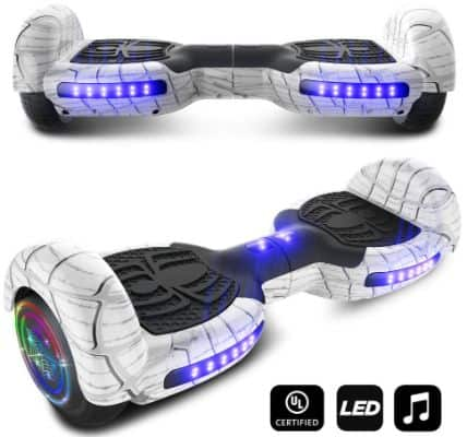 CHO Spider Wheels Series Hoverboard UL2272 Certified Hover Board Electric Scooter