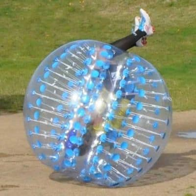 Holleyweb Bubble Soccer Ball