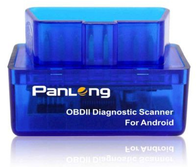 Panlong Bluetooth OBD2 OBDII Car Diagnostic Scanner Check Engine Light for Android