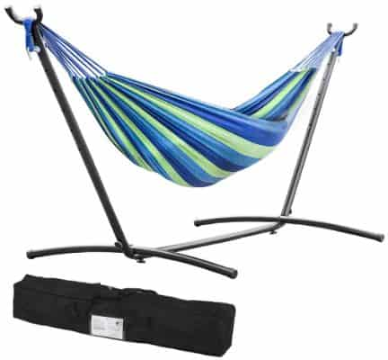 BestMassage Hammock Stand with Hammock